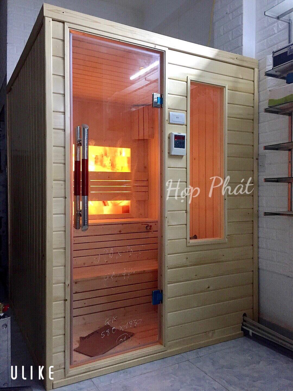 Bàn giao Phòng xông hơi khô vách đá muối cho Spa Mai Anh – Văn Phú