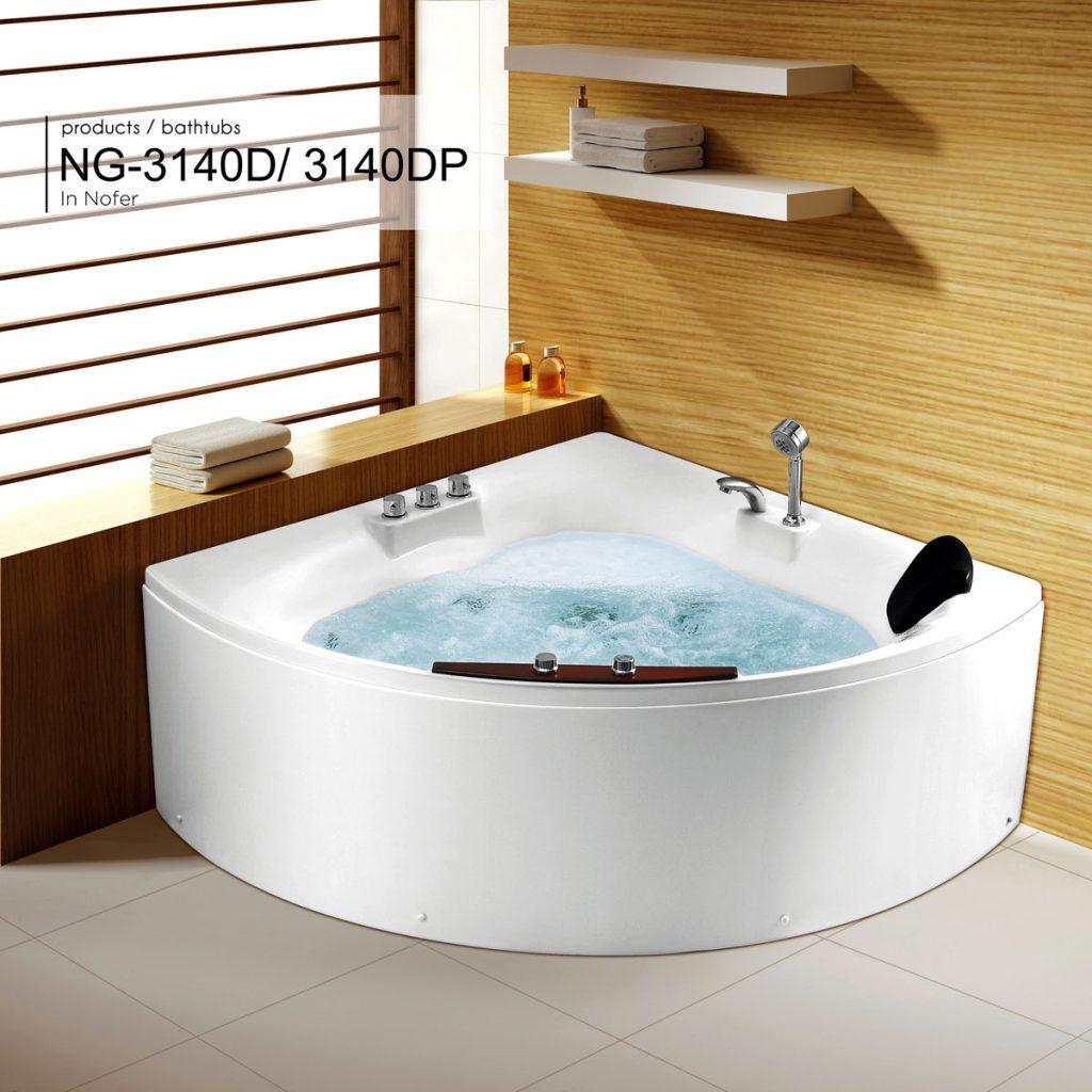 Bồn tắm massage Nofer NG-3140D