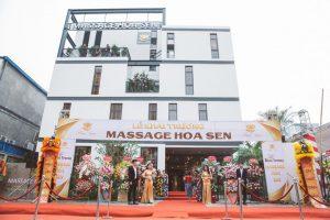 Hệ thống xông hơi-massage Hoa Sen – Hải Phòng